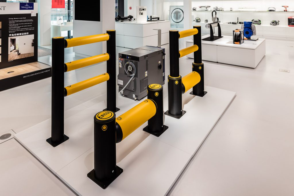 Logistics BusinessAward-Winning Safety Barrier Showcased in Germany