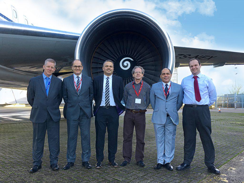 Logistics BusinessAntonov Airlines Appoints UK Sales Team