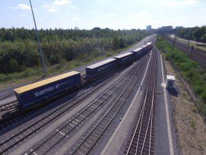 Logistics BusinessSamskip Launches Duisburg-Amsterdam Rail Service