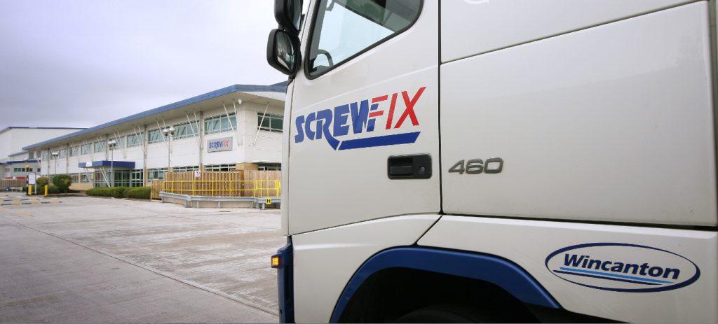 Logistics BusinessNew Warehouse For UK Home Improvement Chain Screwfix