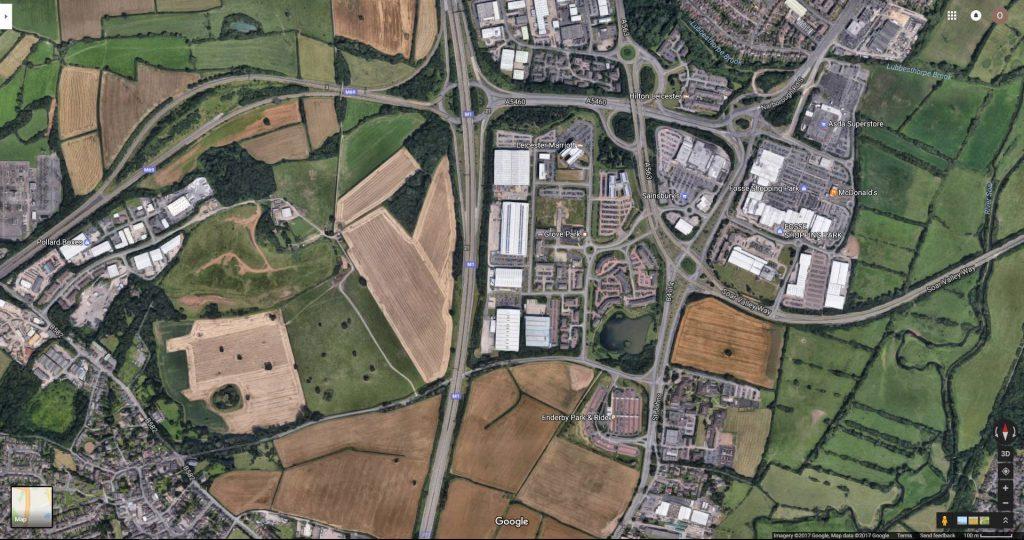 Logistics BusinessGoodman Acquires 40-Acre Leicester Site For Logistics Development