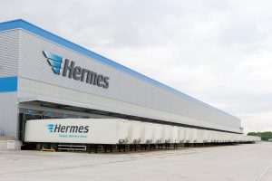 """Logistics BusinessHermes to Build """"Largest Distribution Hub in Europe"""""""