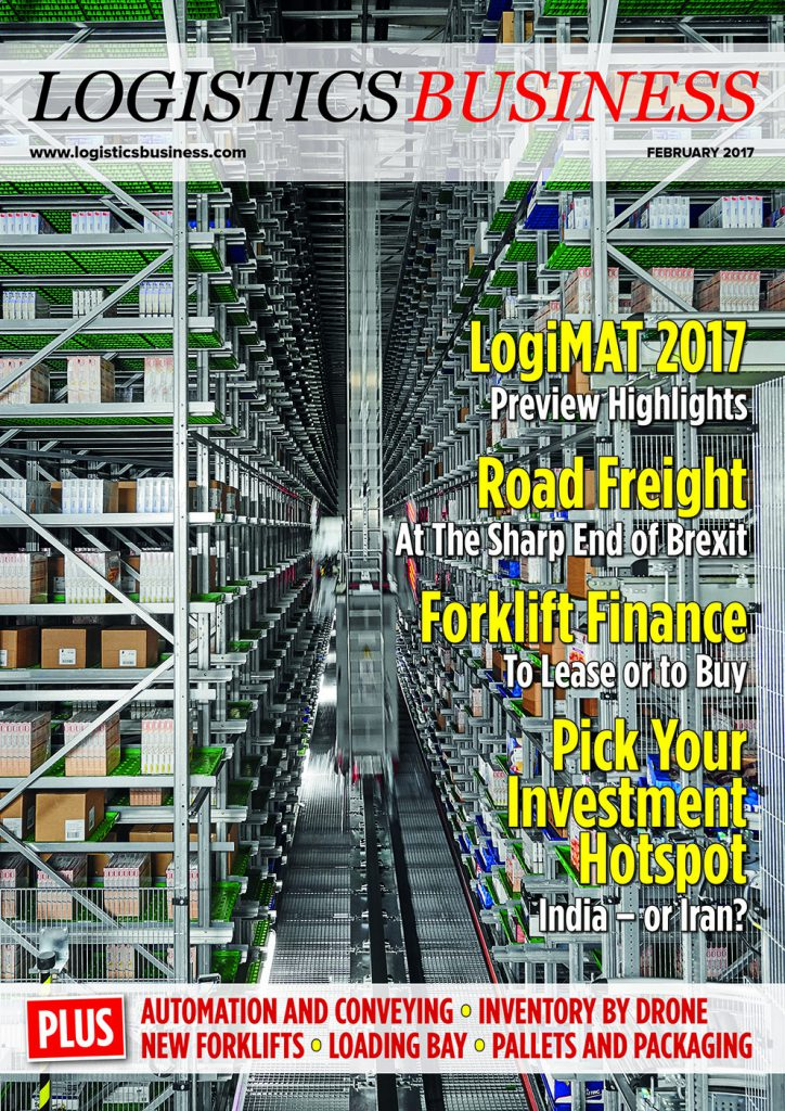 Logistics BusinessFebruary 2017