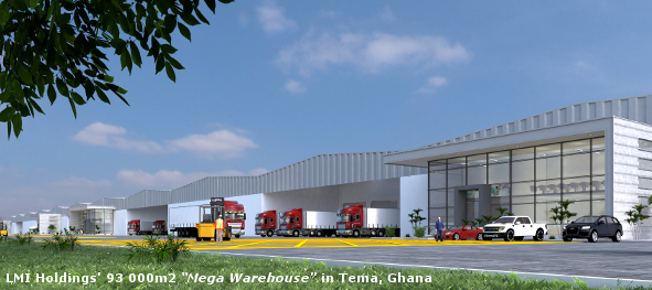 Logistics BusinessImperial Establishes Joint Venture in Ghana