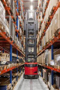 Logistics BusinessAutonomous Lifting up to 12m With New Picker