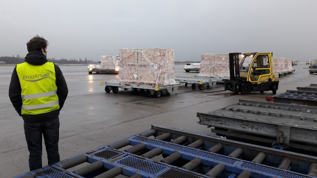 Logistics BusinessIndependent Network Claims Successes in Specialised Airfreight