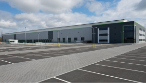 Logistics Business40 million sq. ft. of new UK warehouse space in 2021