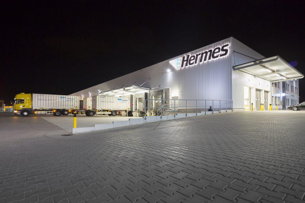 Logistics BusinessBeumer to Provide Sortation and Distribution Solution to Hermes