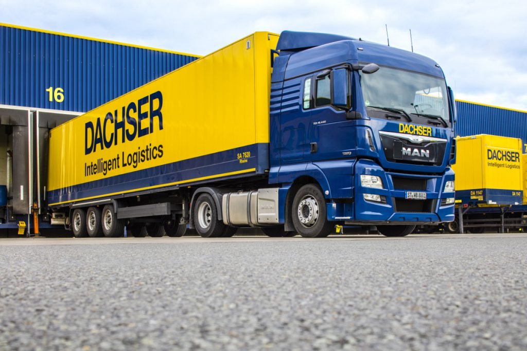 Logistics BusinessDachser Invests €60m in German Overland Network