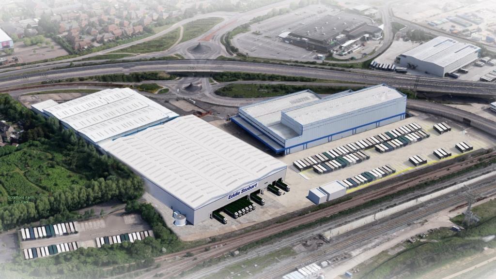 Logistics Business14 UK Logistics Warehouses Sold in £116 Million Deal