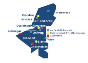 Logistics BusinessGEFCO Freight Forwarding Expands Footprint with Belgium Opening