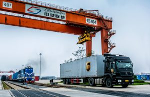 Logistics BusinessUPS Adds Six Stations to China-Europe Rail Service