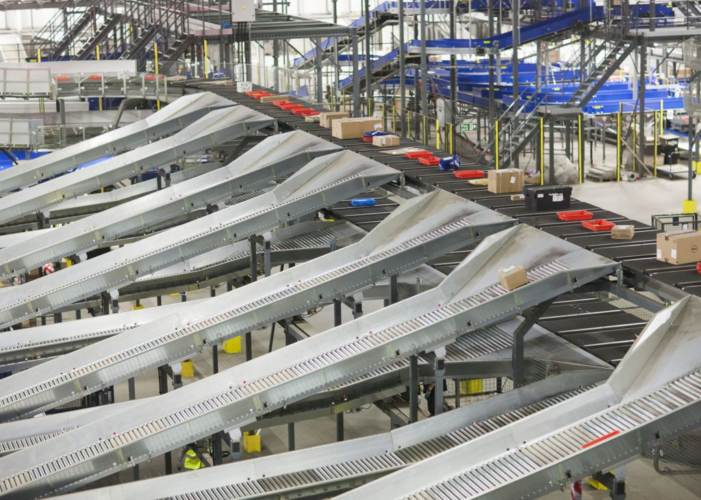 Logistics BusinessLater Cut-Off Times For UK Mail With Automation Extension