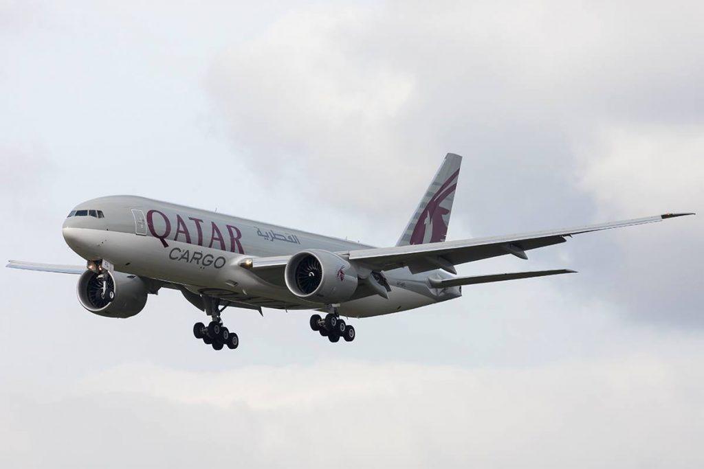 Logistics BusinessQatar Airways Boosts Brussels Cargo Operation
