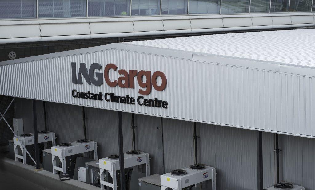 Logistics BusinessNew Madrid-Basel Service For IAG Cargo