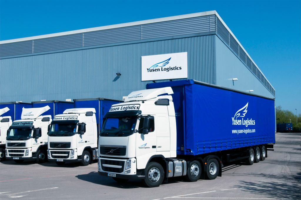 Logistics BusinessYusen Chooses Manhattan Warehouse and Distribution Engine