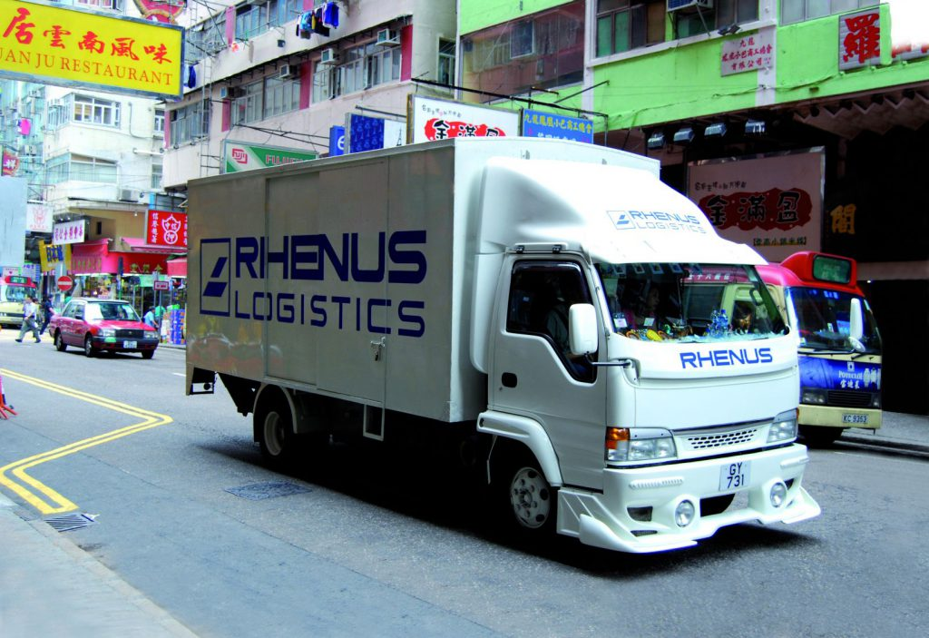 Logistics BusinessAsia/Pacific Expansion for Rhenus in Sea and Air Freight