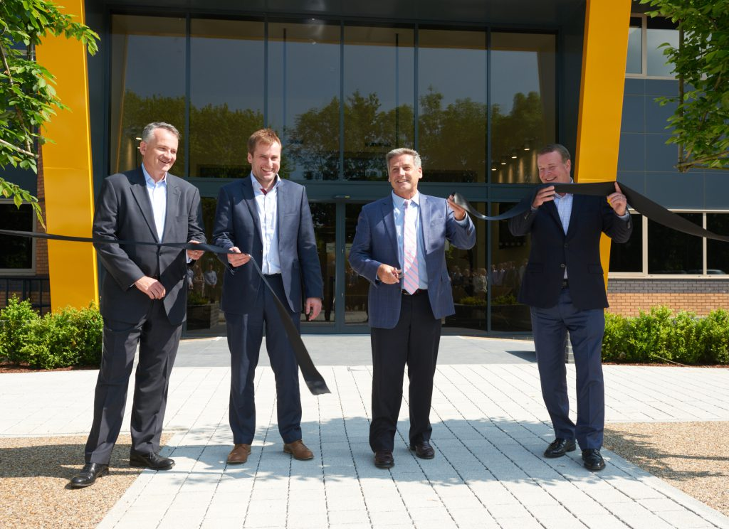 Logistics BusinessDematic Northern Europe Opens State-of-the-Art HQ in UK