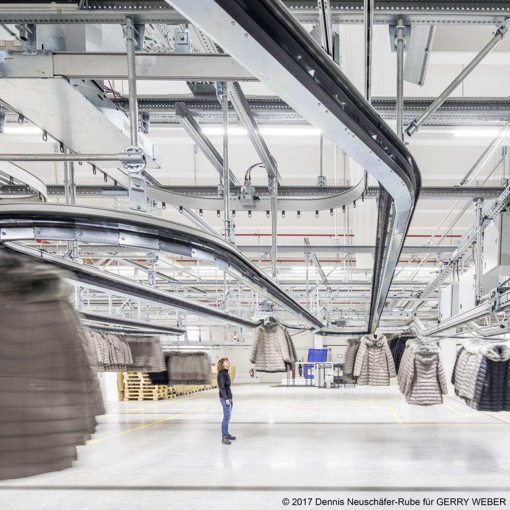 Logistics BusinessNew Gerry Weber Logistics Centre Features Cutting-Edge WMS