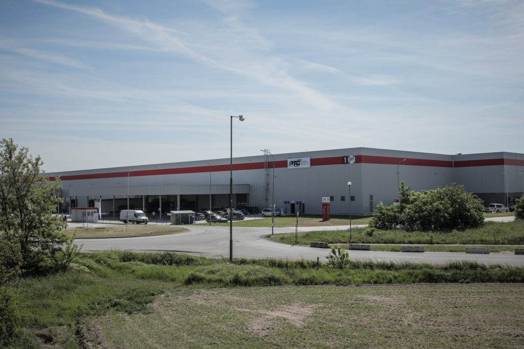 """Logistics BusinessBratislava Tyre/Wheel Factory and DC """"Most Innovative in Europe"""""""