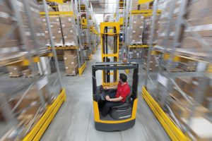 """Logistics BusinessForklift Rental Market """"Out-of-Step with Necessary Flexibility"""" Says Report"""