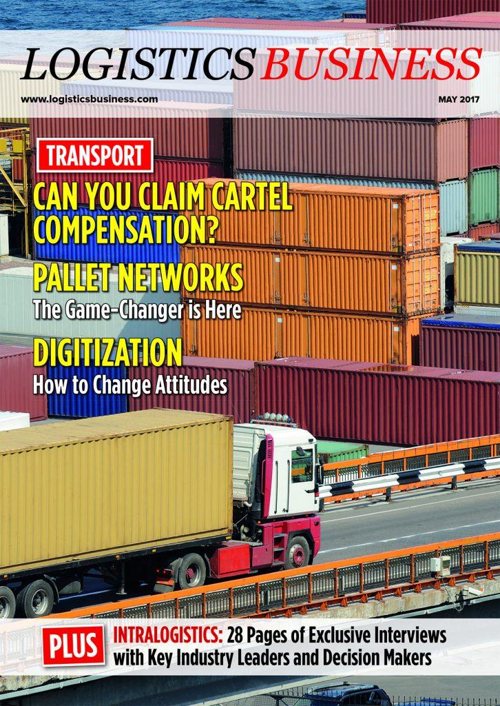 Logistics BusinessMay 2017