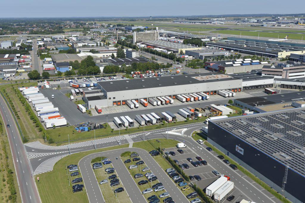 Logistics BusinessBrussels Airport Improves Digitization of Landside Processes