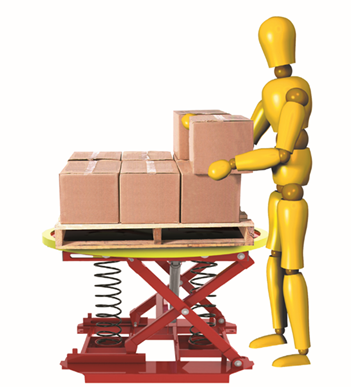 New Pallet Lifting Device Aimed At Easier Loading