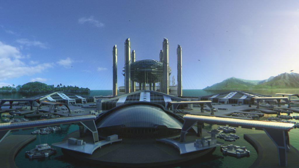 Cargo Handling In Year 2060 Kalmar Reveals Future Vision