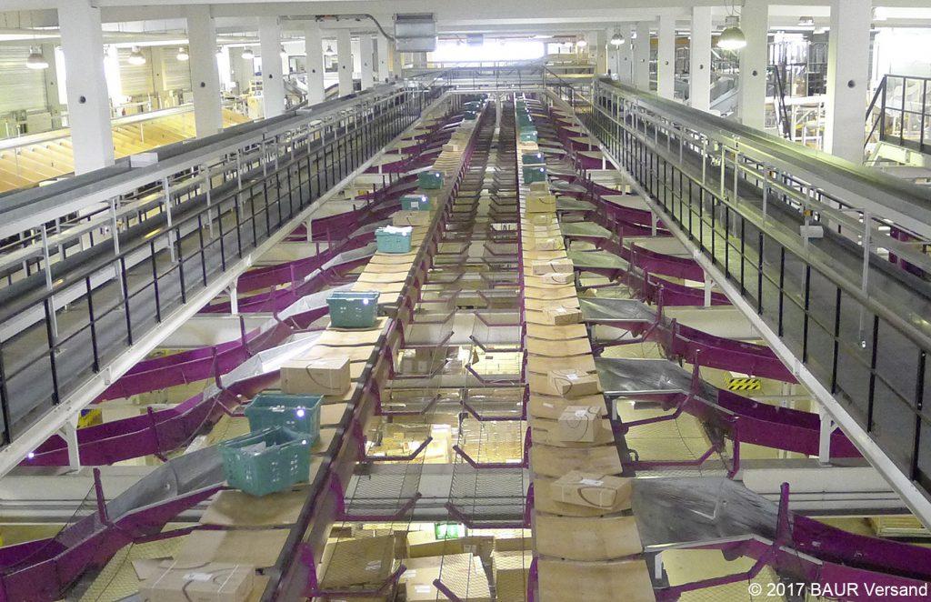 Logistics BusinessGerman Retailer Baur Optimises Omnichannel