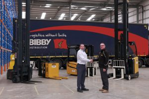Logistics BusinessBriggs and Bibby Reinforce Partnership with £1.5m Contracts