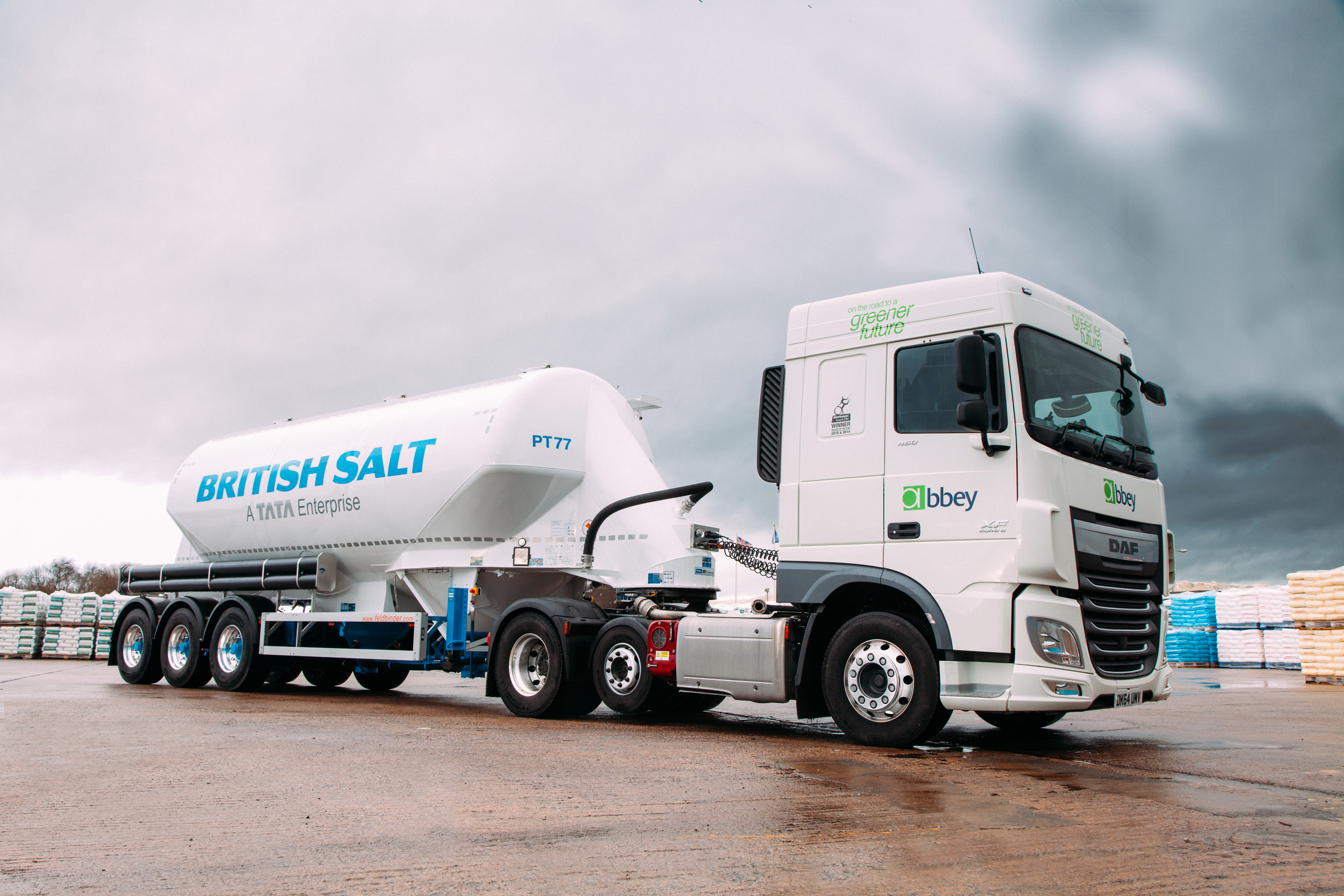 Abbey Wins Exclusive Deal For Tata Chemicals Bulk Transport and