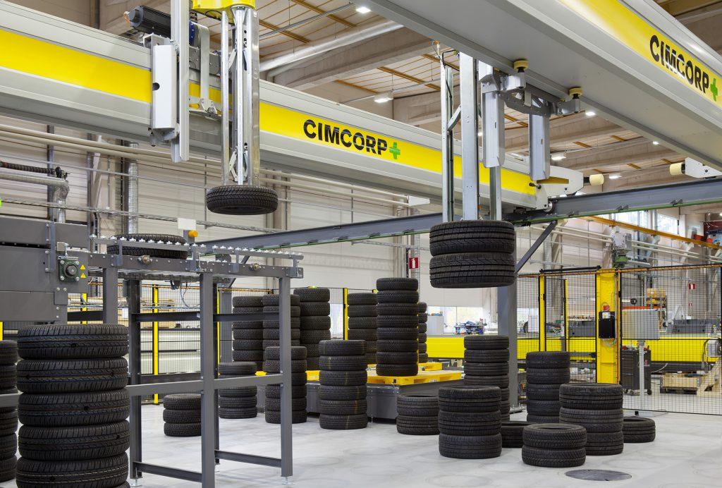 Logistics BusinessCimcorp 'Dream Factory' Solution Wins New Business in Algeria