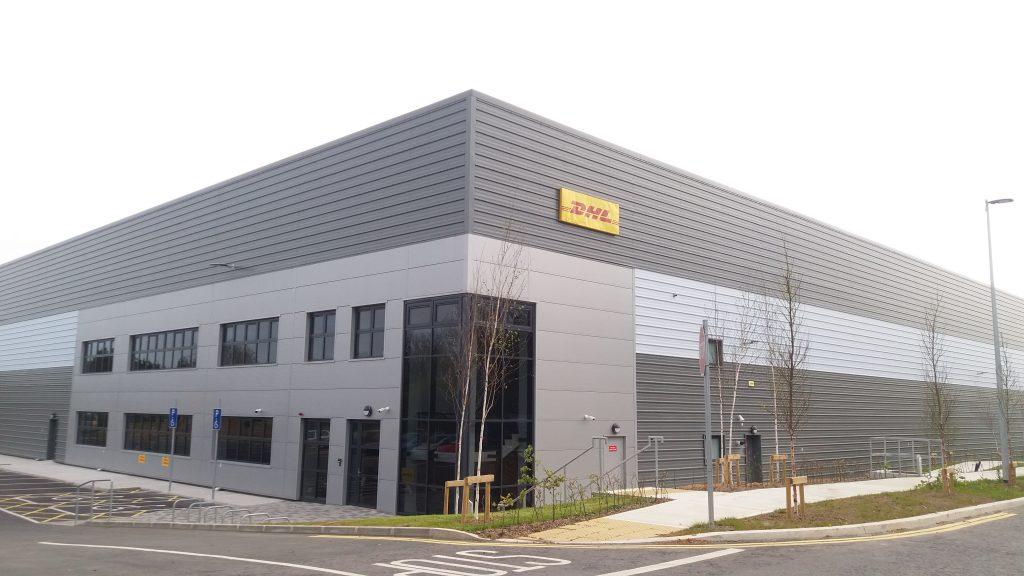 Logistics BusinessDHL Opens Dublin Airport Life Sciences Facility