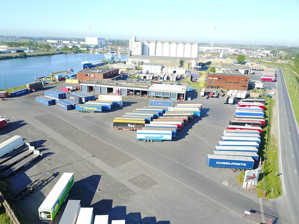 Logistics BusinessICTS Group Rents Trailers to P&O Ferrymasters, Dachser and Bos Logistics