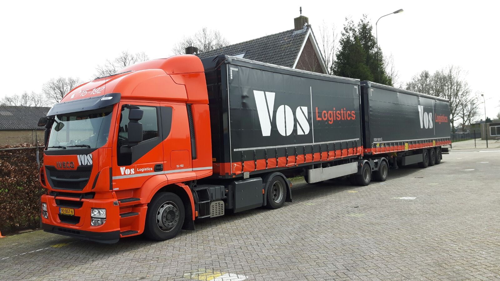 Vos Logistics Invests in Sustainable Fleet Additions ...