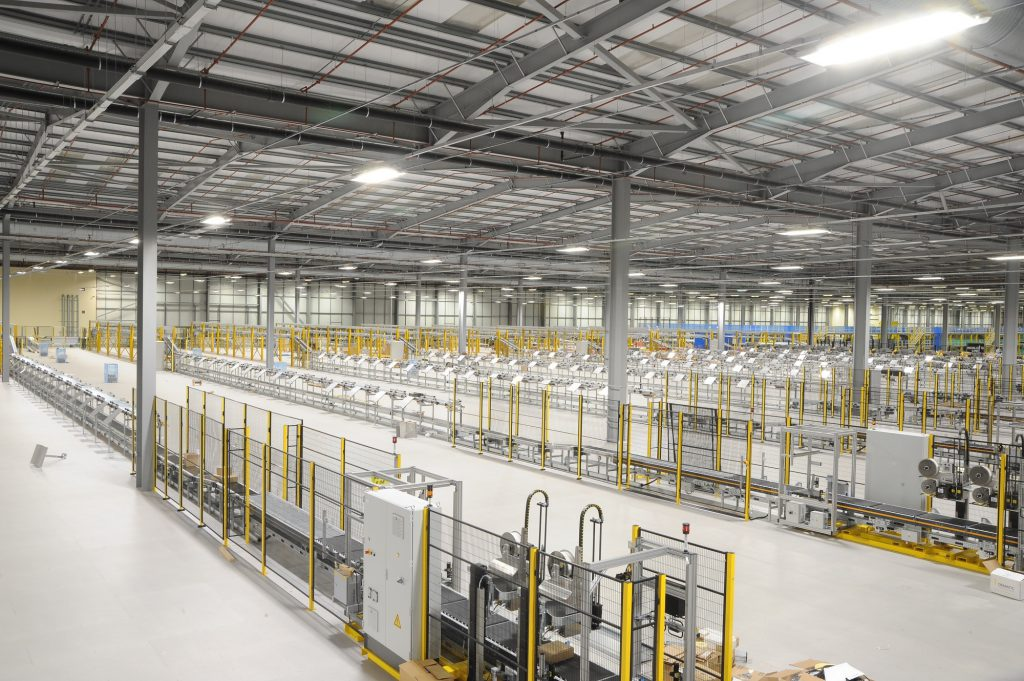 Logistics BusinessLighting Specialist Calls For Industrial Buildings Energy Rating Scheme