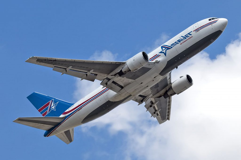 Logistics BusinessAmerijet Named First U.S. All-Cargo Airline To Earn CEIV Certification