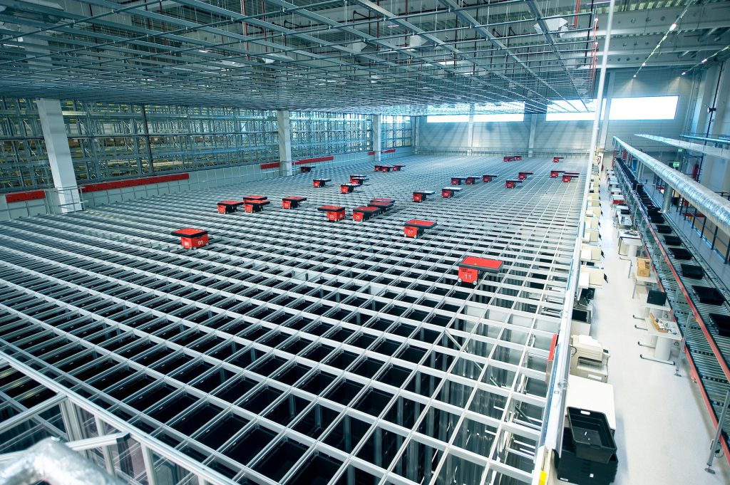 Logistics BusinessAutoStore Joins Dematic's Supply Chain Optimisation Portfolio