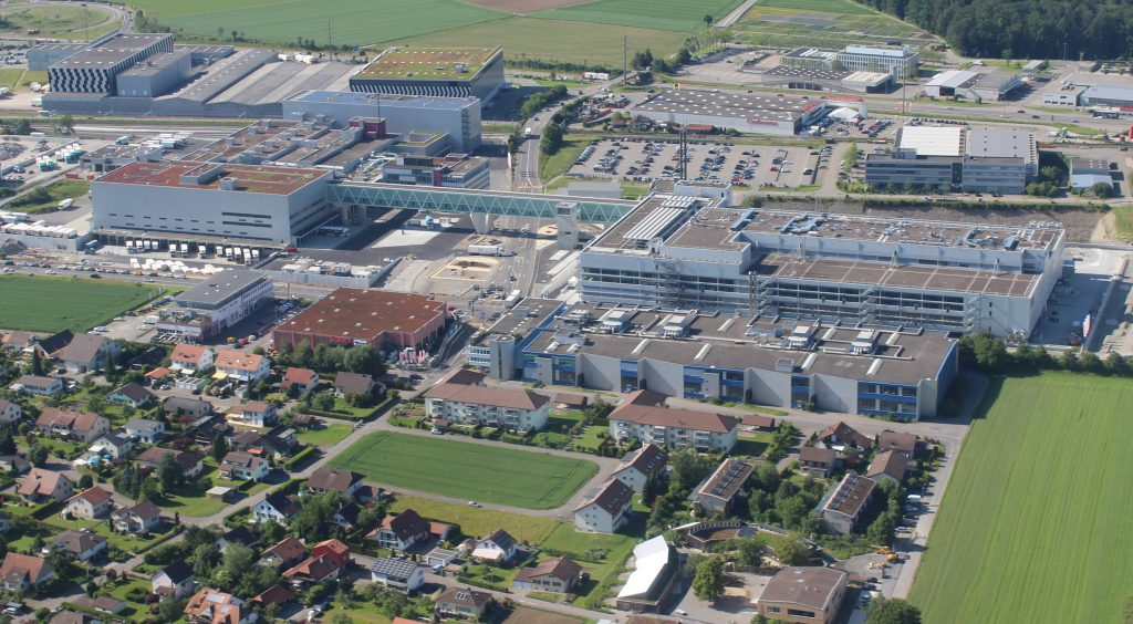 Logistics BusinessSwitzerland's Coop Completes First Stage of Huge Logistics Centre