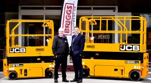Logistics BusinessOEM and Hire Specialist Team Up to Offer Access Equipment
