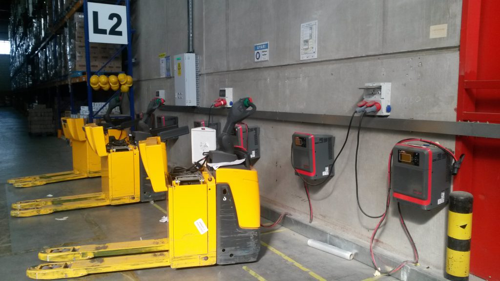 Logistics BusinessTPPL Battery Technology Boosts Kuehne + Nagel Turkey