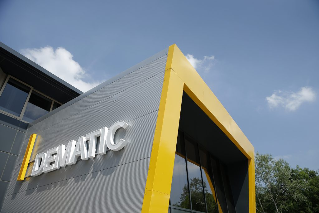 Logistics BusinessEnlarged Customer Base for Dematic as Egemin Deal Completes