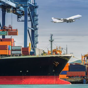 Logistics BusinessEmerging Markets Enthusiasm Tempered by 'Crisis' Concern
