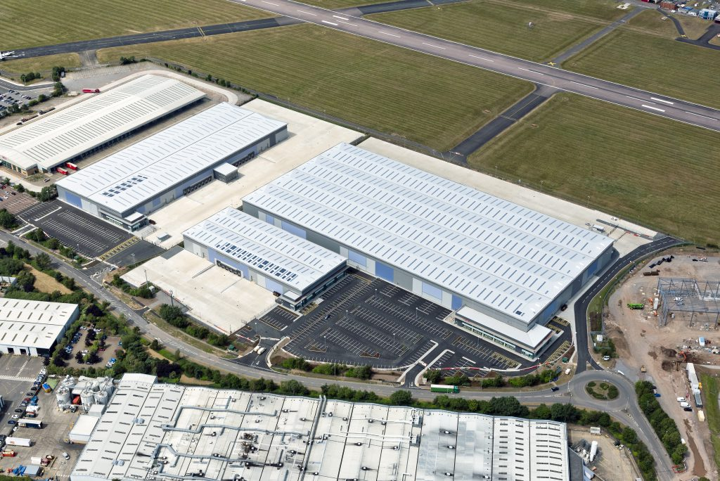 Logistics BusinessFirst Letting for Coventry's Imperial Park Warehouse Distribution Site