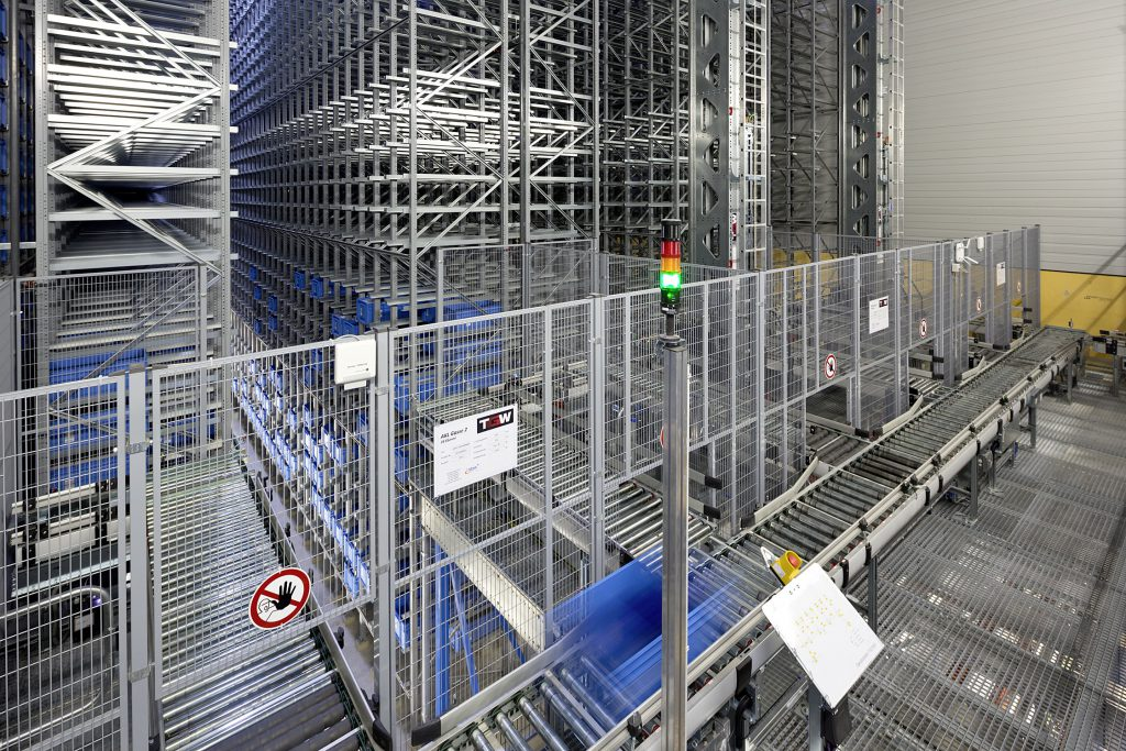 Logistics BusinessTGW Completes Sustainable Logistics Hub For Swiss Climate Technology Group