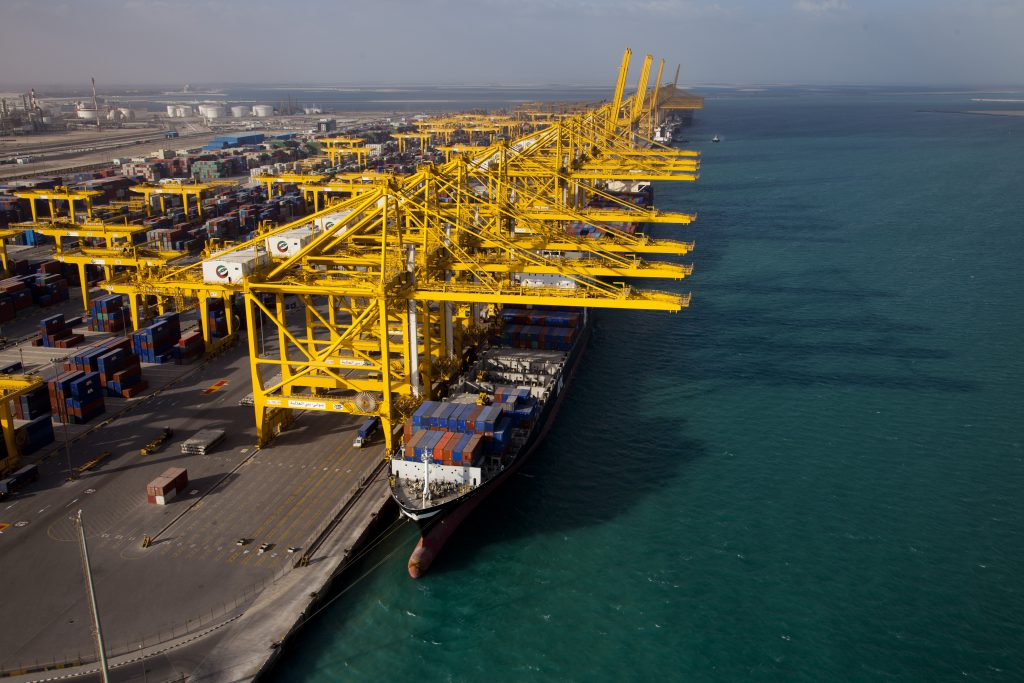 Logistics BusinessDP World Boosts Investments in Ports and Terminals