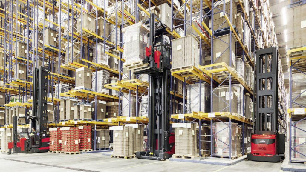 Logistics BusinessE-Commerce Opportunities Boost KION Group Growth