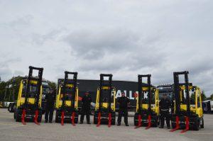 Logistics BusinessPall-Ex Invests in Forklifts with Fuel and Telematics Benefits