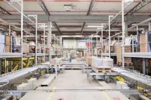 Logistics BusinessRetail Chain JYSK Commissions New WMS for Bulgaria DC